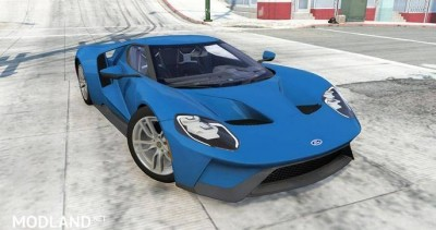 Ford GT 2017 [0.11.0], 1 photo